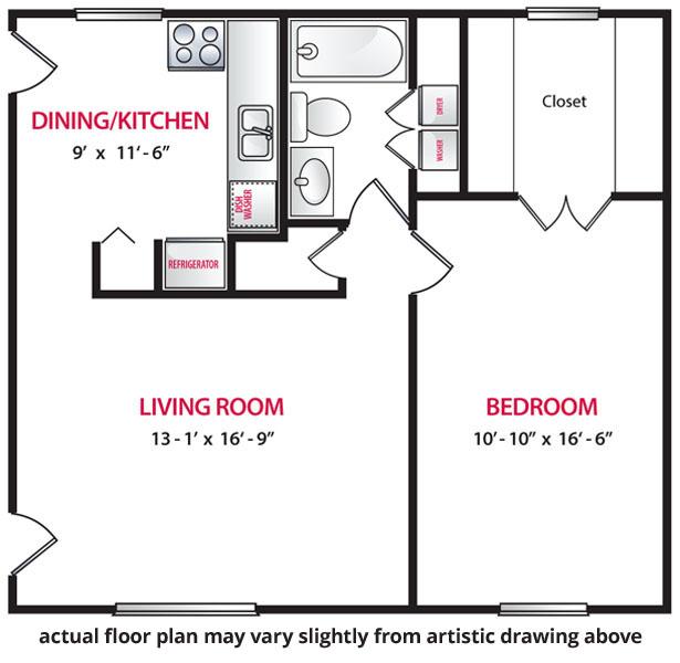 Dearing Garden Apartments